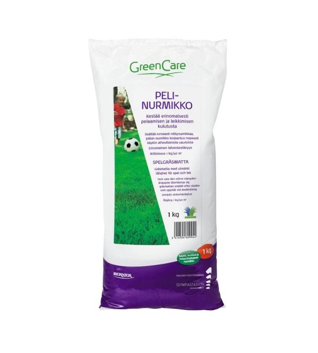 GreenCare pelinurmikko 1kg siemenet