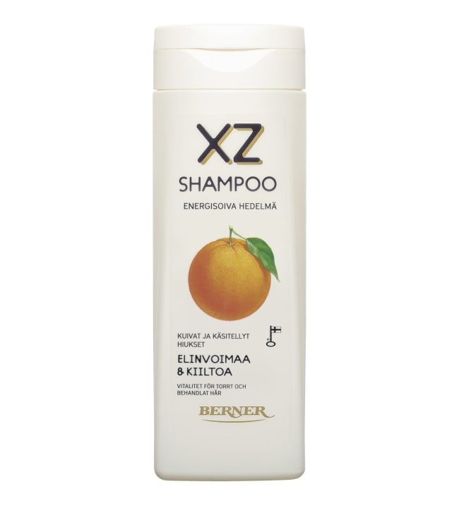XZ 250 ml energisoiva hedelmä shampoo