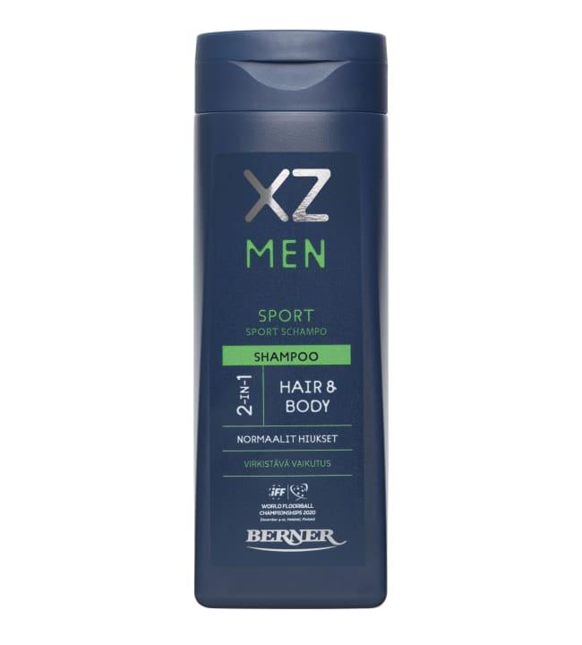 XZ Men Sport  2in1 250 ml shampoo