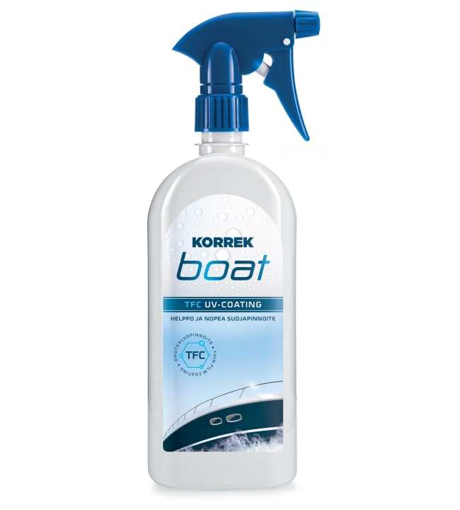 Korrek BOAT TFC UV-Coating 700ml venepinnoite