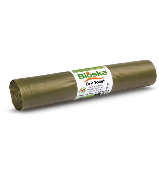 Bioska 30 kpl kuivakäymäläpussi