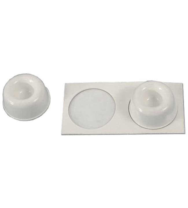 Pisla 895/20 mm valkoinen ovenpysäytin