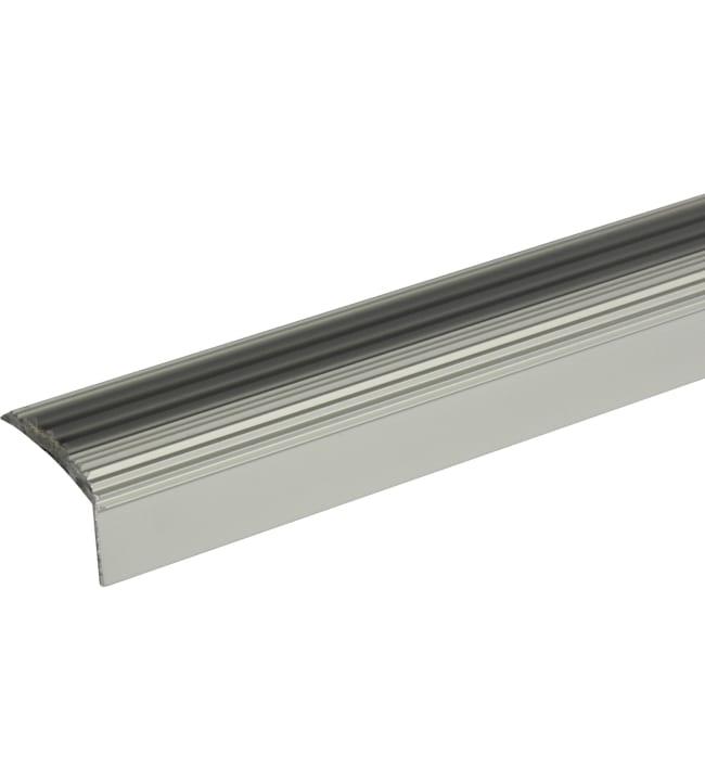 Pisla 30x27mm alumiini 90cm liukueste askelkulmalista