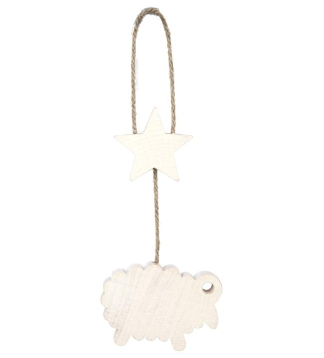Aarikka Tähtipässi 17cm koriste
