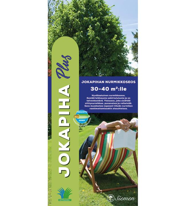 Jokapiha Plus-seos 1 kg nurmikon siemen