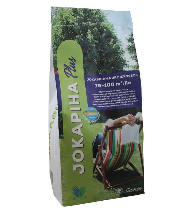 Jokapiha Plus-seos 2,5kg nurmikon siemen