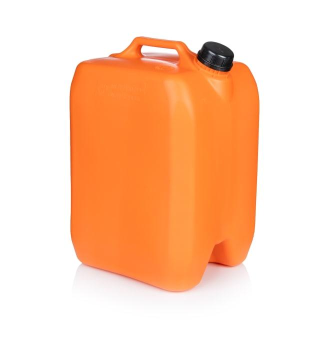 Plastex 30L oranssi bensakanisteri