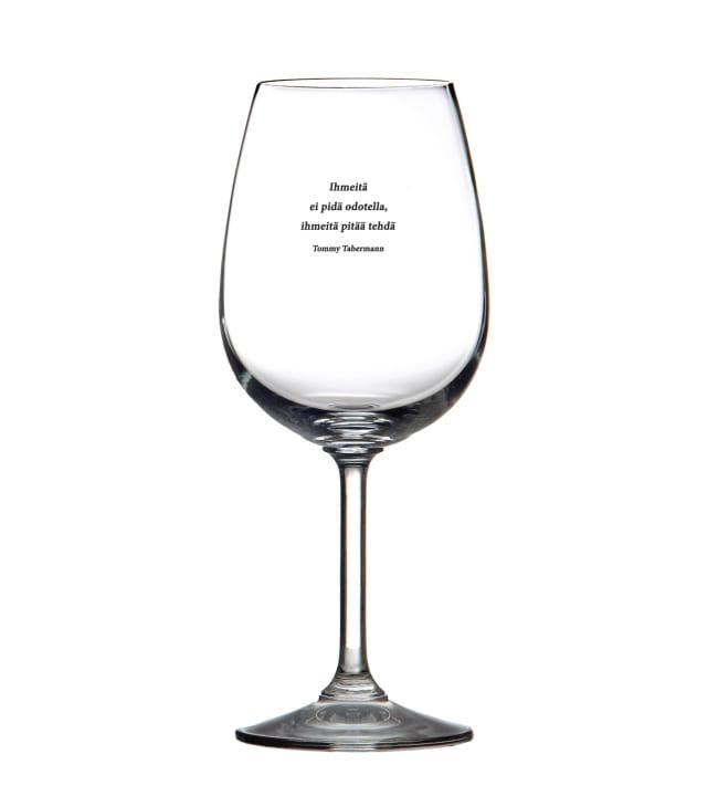 Muurla Tabermann Ihmeitä… 45cl viinilasi