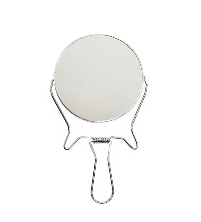 Cailap kaksipuoleinen normaali/5x suurentava peili