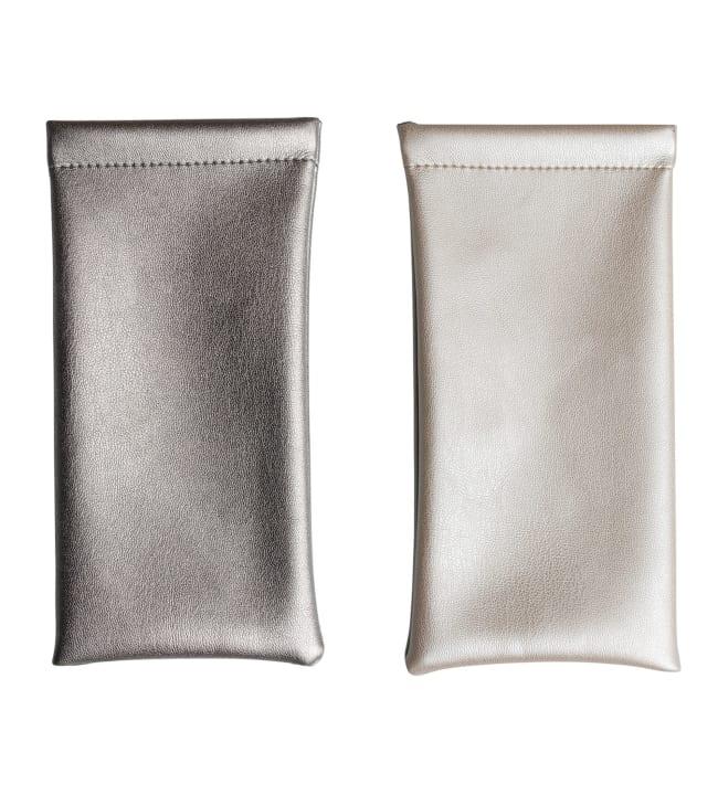 Cailap Metallisävy 18,5x8,5 cm aurinkolasipussukka