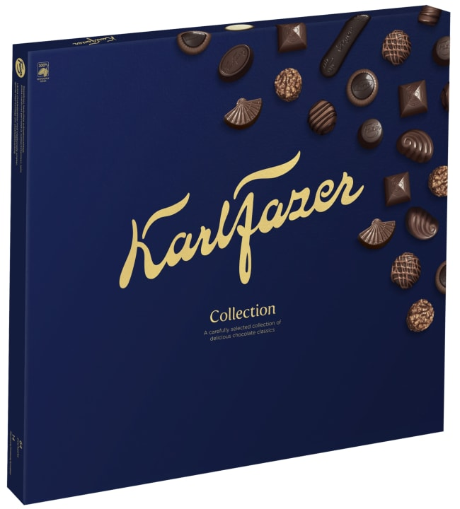 Fazer Collection 825 g suklaakonvehti