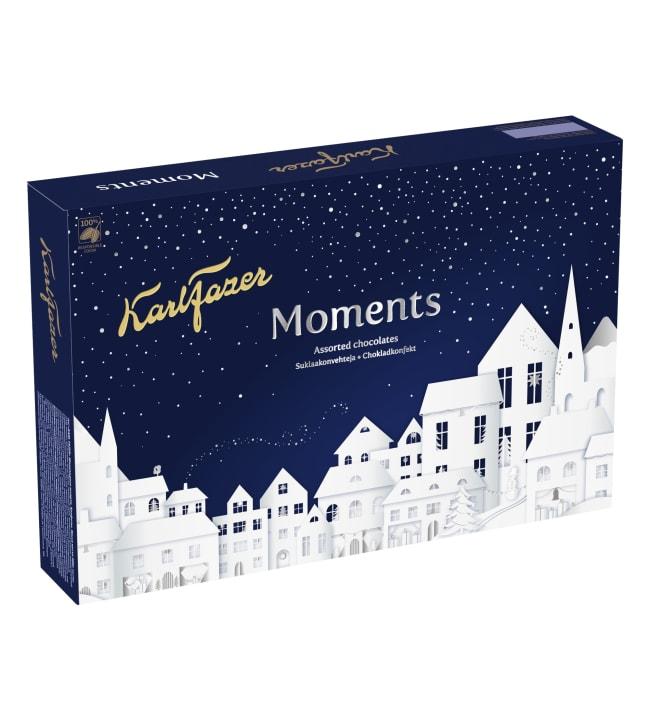 Fazer Moments 400 g suklaakonvehti