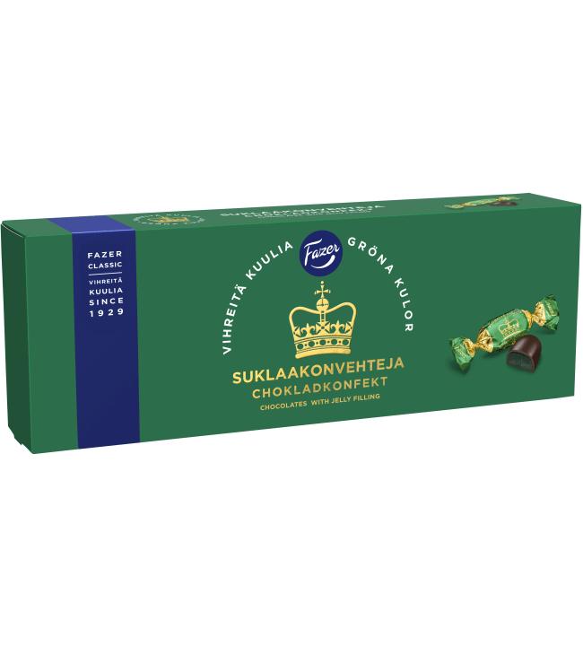 Fazer Vihreitä Kuulia 320 g boxi