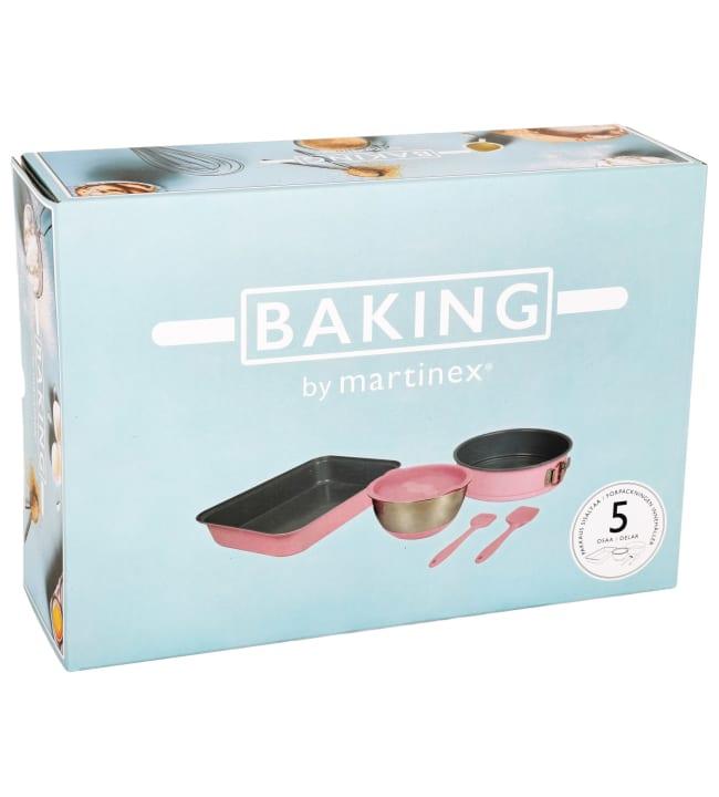 Baking by Martinex aloituspaketti leivontaan