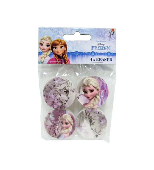 Frozen 4 kpl pyyhekumit