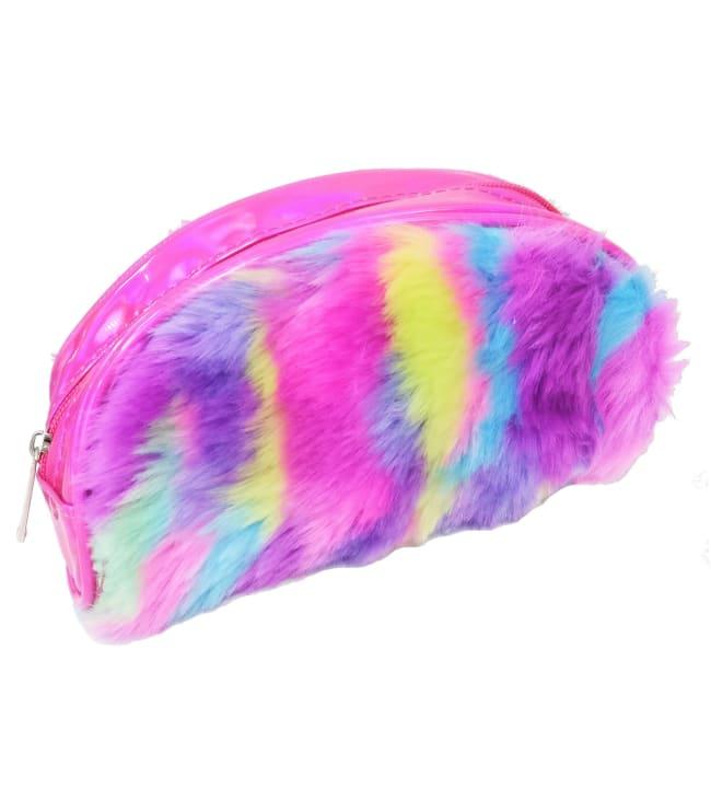 Rainbow plush penaali