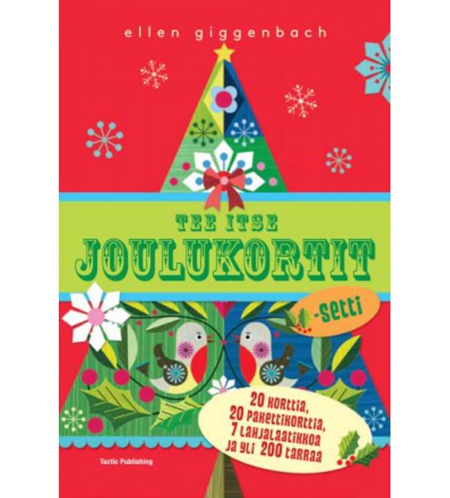 Ellen Giggenbach: Tee itse joulukortit
