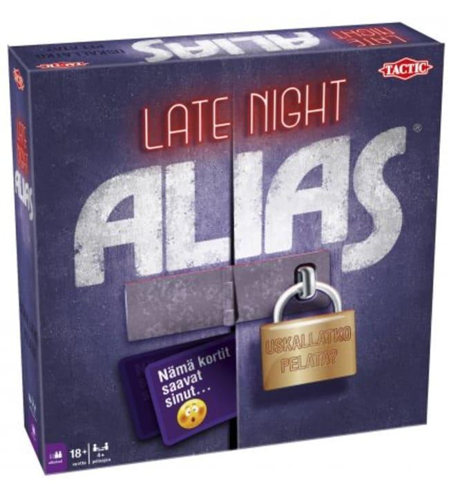 Tactic Late Night Alias peli