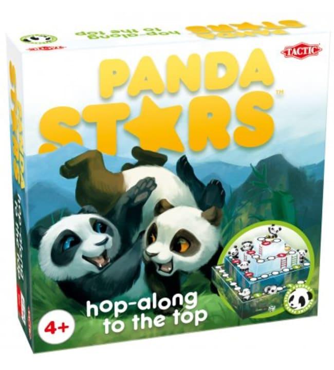 Tactic Panda Stars Hyppelihop peli
