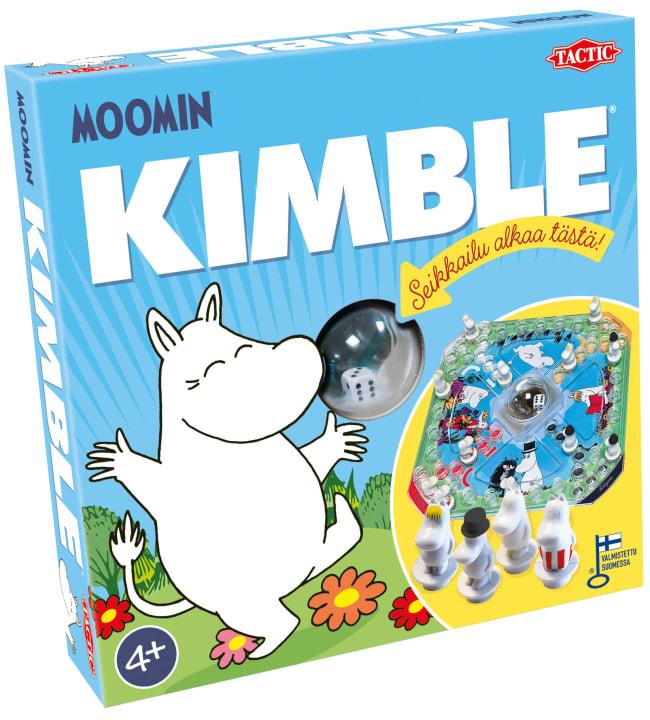 Tactic Moomin Kimble peli