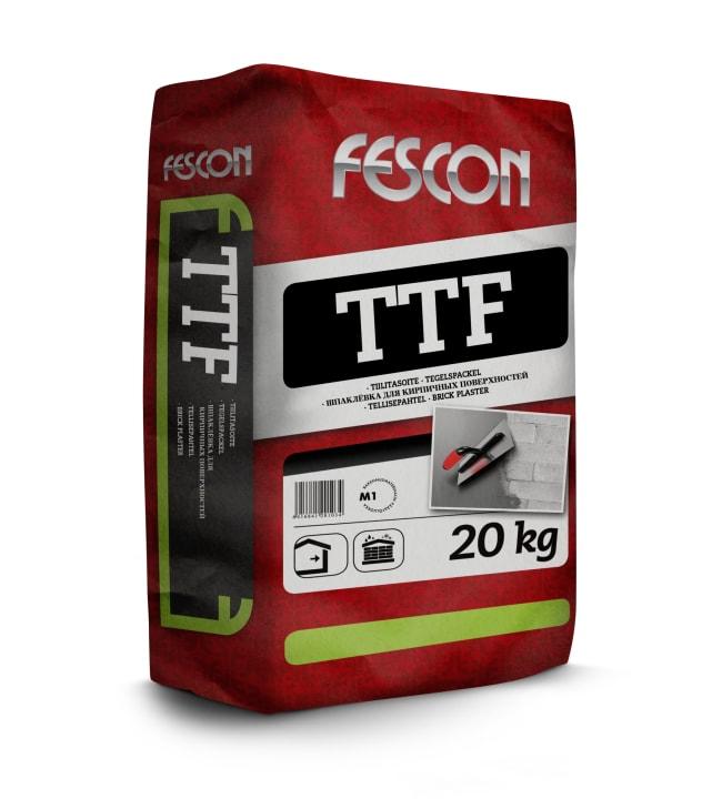 Fescon TTF 20 kg tiilitasoite