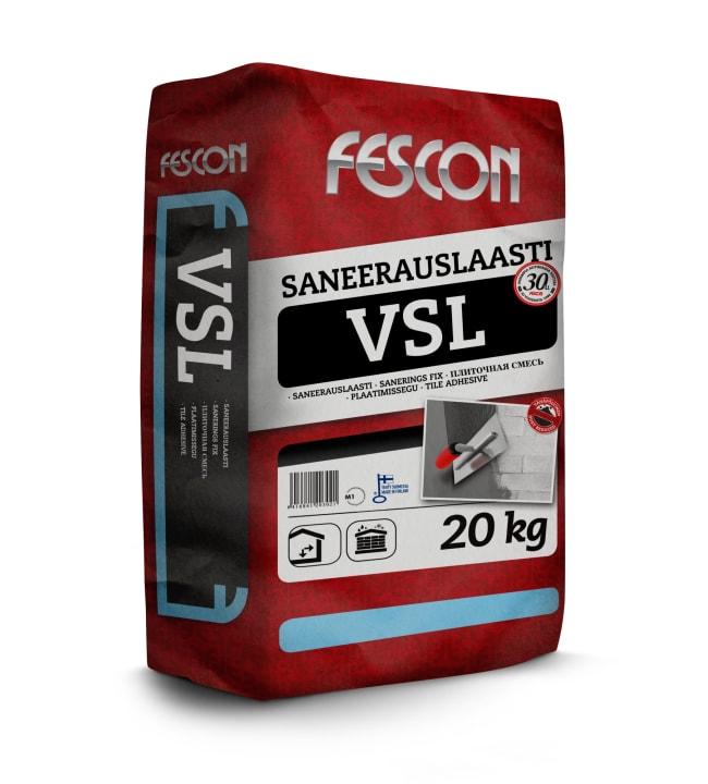 Fescon VSL 20kg saneerauslaasti