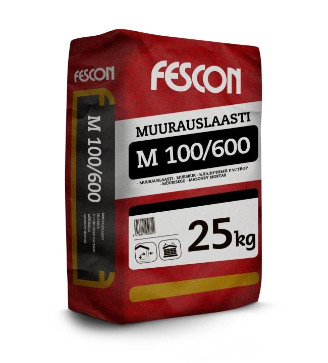 Fescon M100/600 25 kg muurauslaasti
