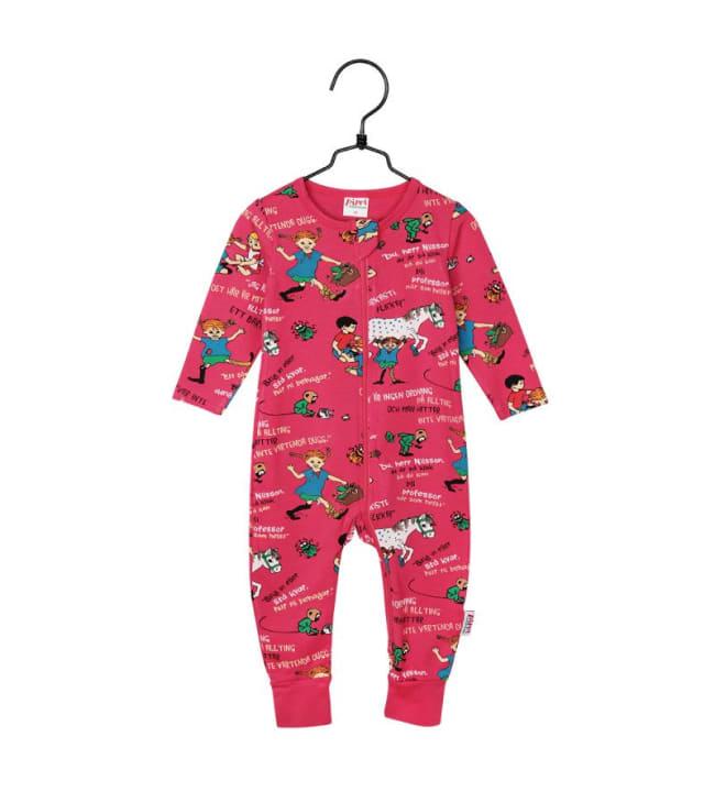 Peppi Sitaatti lasten pyjama