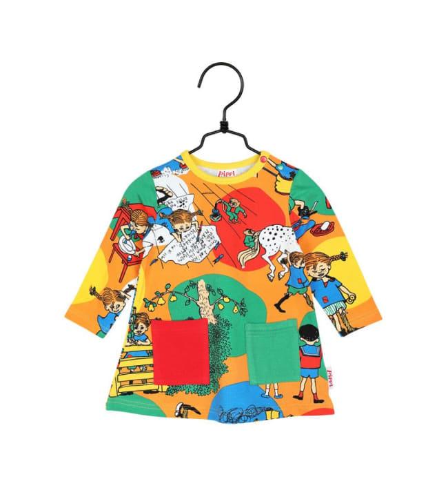 Peppi Huvikummussa lasten mekko