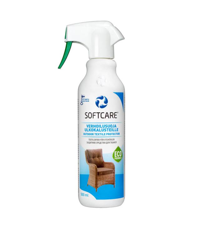 Softcare 500 ml ulkotekstiili/kesätekstiilisuoja