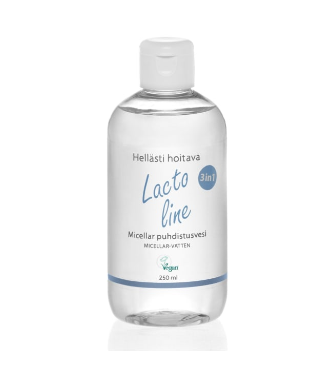 Lacto line 250 ml Micellar puhdistusvesi