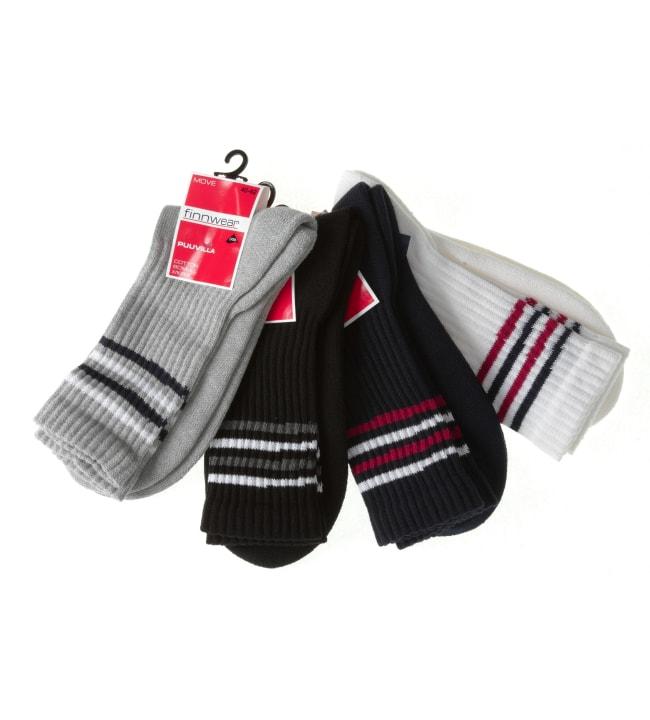 Finnwear Socks Tennis miesten nilkkasukat