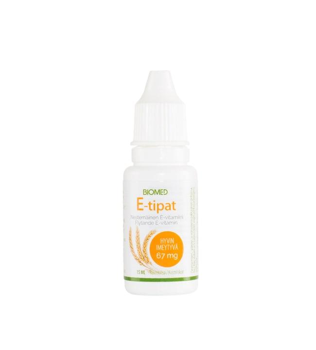 Biomed E-tipat 15 ml ravintolisä