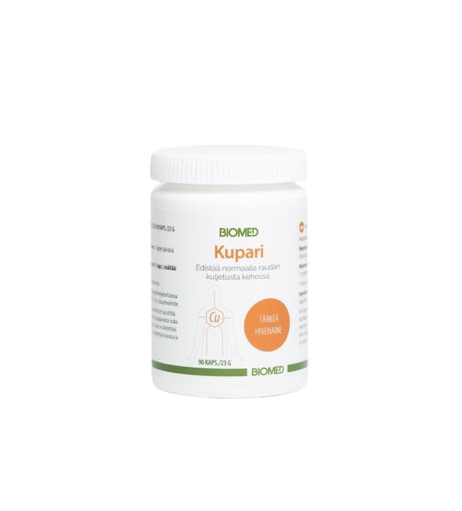 Biomed Kupari 90 kaps. ravintolisä