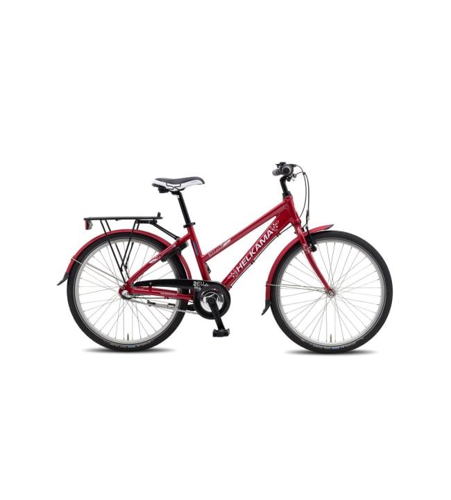 """Helkama Ella 24"""" 3-vaihteinen tyttöjen polkupyörä"""
