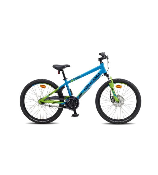 """Helkama Scorpion 24"""" 7-vaihteinen nuorten polkupyörä"""