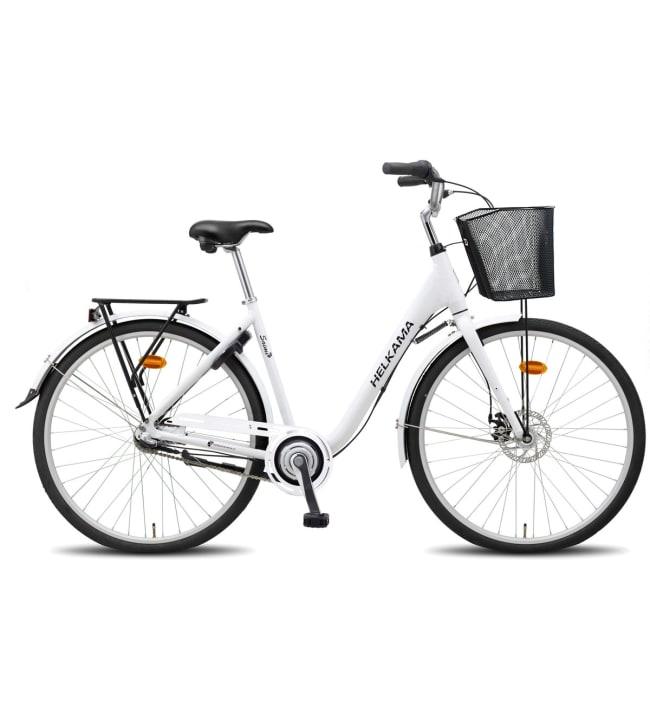 "Helkama Saimi 28"" 3-v naisten polkupyörä"