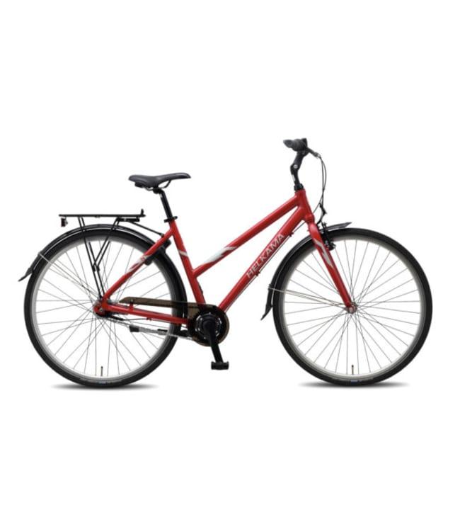 """Helkama T7 28"""" 7-v naisten polkupyörä"""