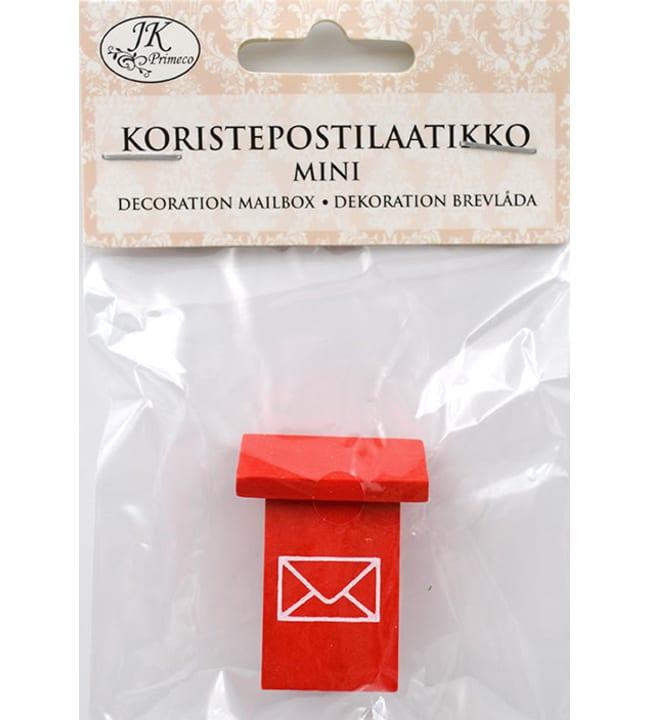 J.K.Primeco Mini koristepostilaatikko