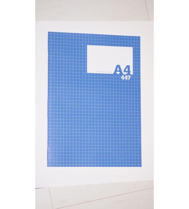 AN 447 A4 40-sivuinen kouluvihko