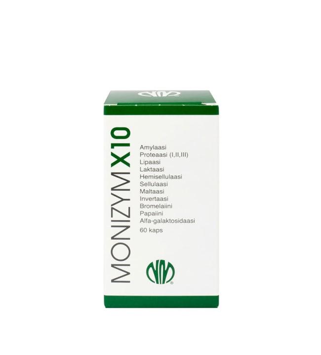 Natura Media Monizym® X10 60 kaps. ravintolisä
