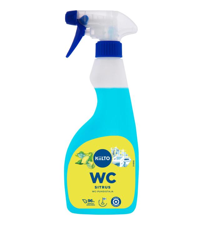 Kiilto Sitrus 500 ml WC-puhdistajaspray