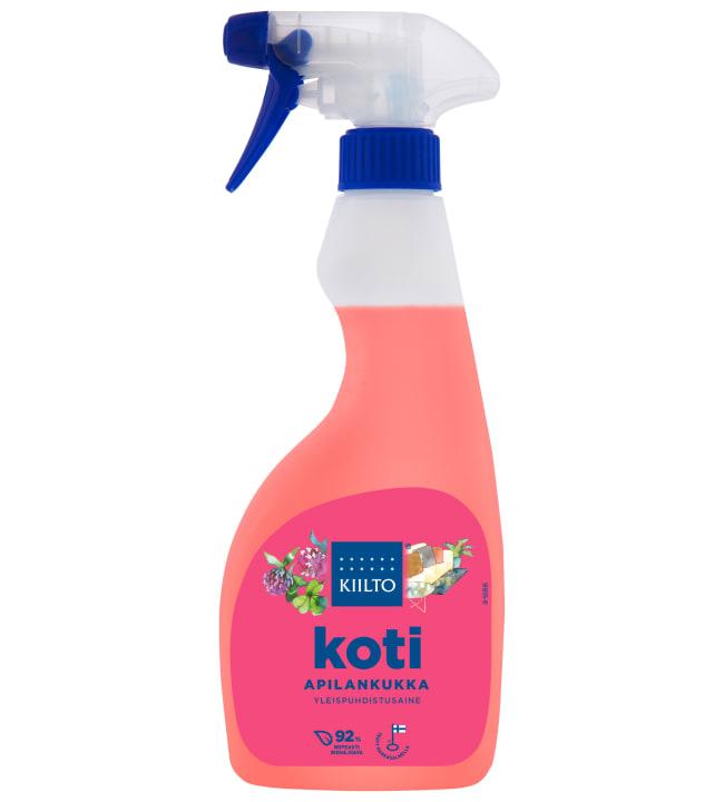 Kiilto Apilankukka 500 ml yleispuhdistusaine spray