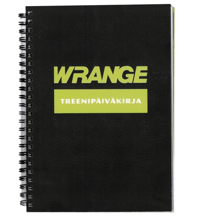 Wrange treenipäiväkirja