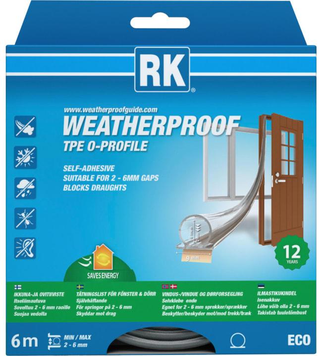 RK 7 mmx 6 m kirkas ikkuna- ja ovitiiviste