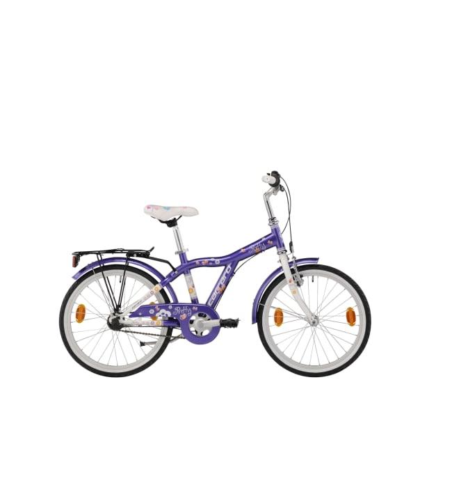 """Carraro Pretty 20"""" 3-vaihteinen tyttöjen polkupyörä"""