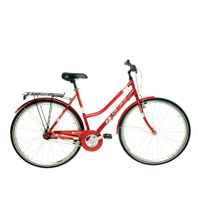 """Carraro Athena 28"""" 7-vaihteinen naisten polkupyörä"""
