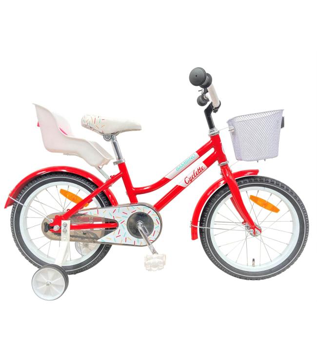 """Cyclette Bambino 16"""" 1v polkupyörä"""