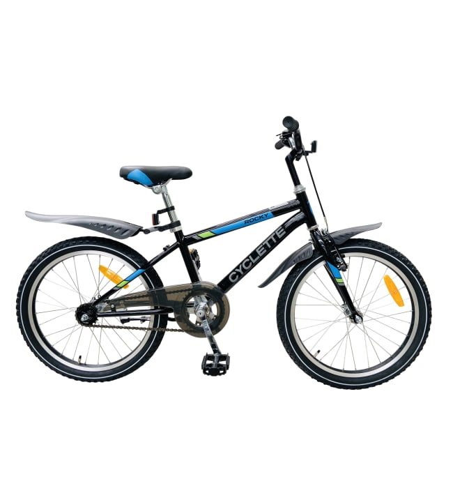 """Cyclette Rocky 20"""" 1v polkupyörä"""