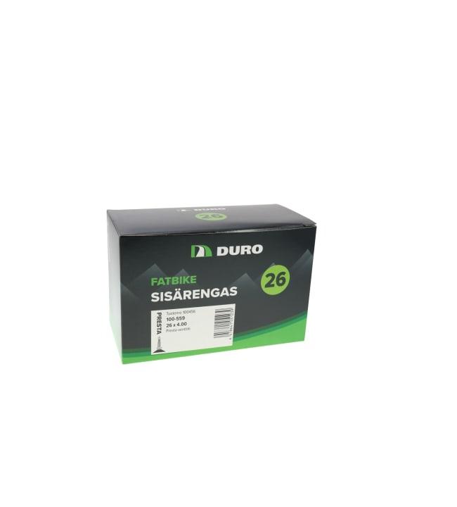 """Duro Fatbike 26"""" 100-559 presta 33mm sisärengas"""